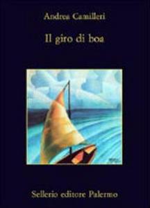 Libro Il giro di boa Andrea Camilleri