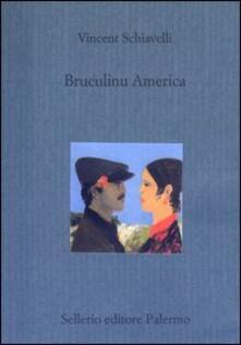 Bruculinu America - Vincent Schiavelli - copertina