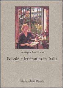 Daddyswing.es Popolo e letteratura in Italia Image