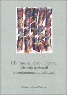 Cefalufilmfestival.it L' Europa nel terzo millennio. Identità nazionali e contaminazioni culturali Image