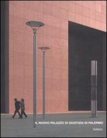 Il nuovo palazzo di giustizia di Palermo - copertina