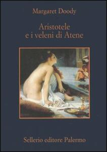 Aristotele e i veleni di Atene - Margaret Doody - copertina