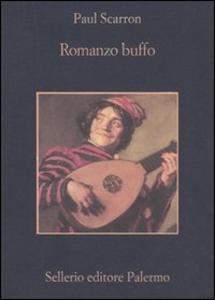 Libro Romanzo buffo Paul Scarron