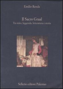 Librisulladiversita.it Il Sacro Graal. Tra mito, leggenda, letteratura e storia Image