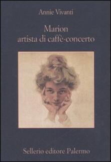 Tegliowinterrun.it Marion artista di caffè-concerto Image