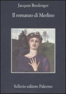 Ipabsantonioabatetrino.it Il romanzo di Merlino Image