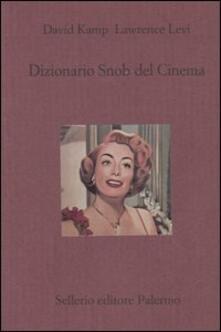 Ipabsantonioabatetrino.it Dizionario snob del cinema Image