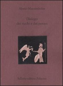 Dialogo dei ricchi e dei poveri. Testo greco a fronte.pdf