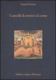 I cancelli di avorio e di corno.pdf
