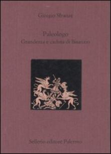 Nordestcaffeisola.it Paleologo. Grandezza e caduta di Bisanzio. Testo greco a fronte Image