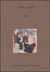 Libro Afa Giulio Angioni