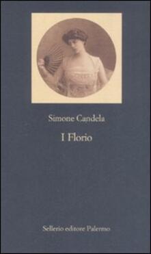 I Florio - Simone Candela - copertina