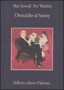 Osteriacasadimare.it Omicidio al Savoy Image