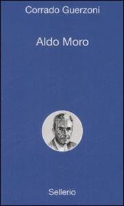 Aldo Moro - Corrado Guerzoni - copertina