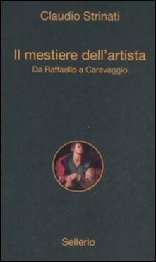 Steamcon.it Il mestiere dell'artista. Da Raffaello a Caravaggio Image