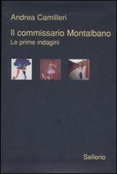 Il commissario Montalbano. Le prime indagini: La forma dell'acqua-Il cane di terracotta-Il ladro di merendine
