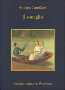 Il sonaglio - Andrea Camilleri - copertina