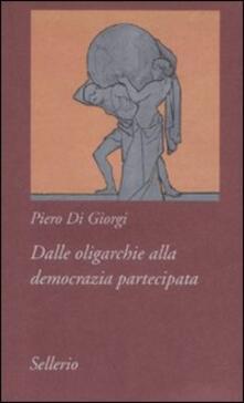Grandtoureventi.it Dalle oligarchie alla democrazia partecipata. La dialettica diritti civili-diritti sociali Image