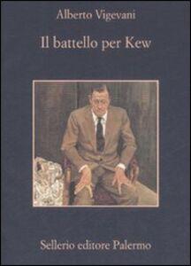 Libro Il battello per Kew Alberto Vigevani