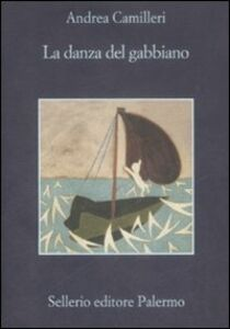 Libro La danza del gabbiano Andrea Camilleri