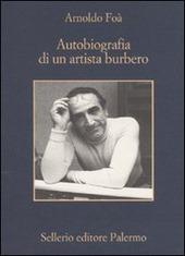 Autobiografia di un artista burbero copertina