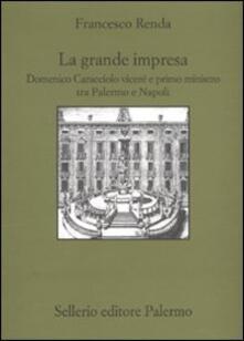 Antondemarirreguera.es La grande impresa. Domenico Caracciolo viceré e primo ministro tra palermo e Napoli Image