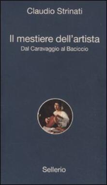 Mercatinidinataletorino.it Il mestiere dell'artista. Dal Caravaggio al Baciccio Image