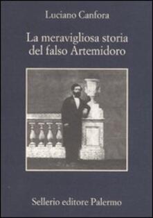 Squillogame.it La meravigliosa storia del falso Artemidoro Image