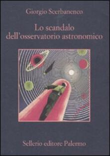 Rallydeicolliscaligeri.it Lo scandalo dell'osservatorio astronomico Image