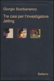 Winniearcher.com Tre casi per l'investigatore Jelling: Sei giorni di preavviso-La bambola cieca-Nessuno è colpevole Image