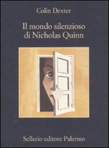 Il mondo silenzioso di Nicholas Quinn.pdf
