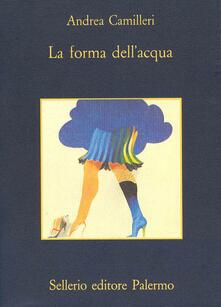 La forma dell'acqua - Andrea Camilleri - ebook