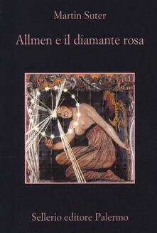 Allmen e il diamante rosa - Martin Suter - copertina