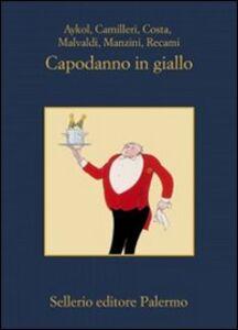 Foto Cover di Capodanno in giallo, Libro di  edito da Sellerio Editore Palermo