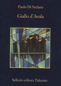 Libro Giallo d'Avola Paolo Di Stefano