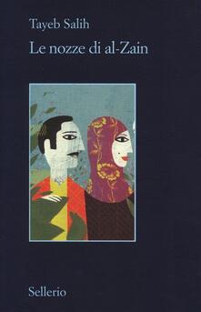 Le nozze di al-Zain - Tayeb Salih - copertina