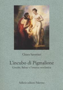 Squillogame.it L' incubo di Pigmalione. Girodet, Balzac e l'estetica neoclassica Image