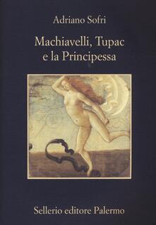 Steamcon.it Machiavelli, Tupac e la Principessa Image