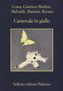 Libro Carnevale in giallo