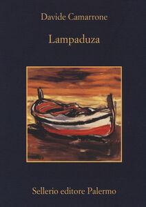 Libro Lampaduza Davide Camarrone