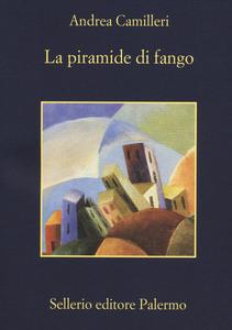 Libro La piramide di fango Andrea Camilleri