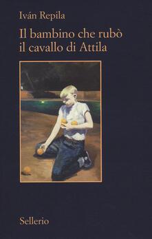 Daddyswing.es Il bambino che rubò il cavallo di Attila Image