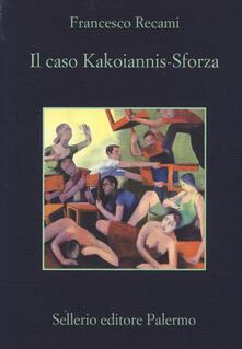 Ascotcamogli.it Il caso Kakoiannis-Sforza Image
