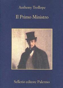 Il Primo Ministro - Anthony Trollope - copertina