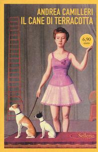 Libro Il cane di terracotta Andrea Camilleri