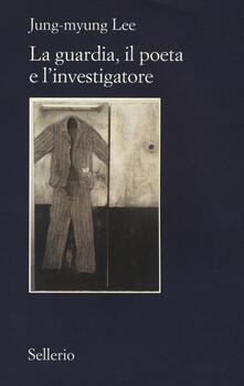 Antondemarirreguera.es La guardia, il poeta e l'investigatore Image