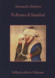 Il divano di Istanbul - Alessandro Barbero - copertina