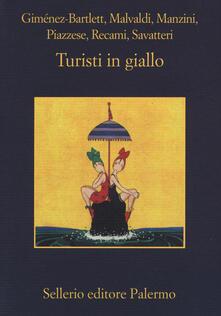 Librisulladiversita.it Turisti in giallo Image