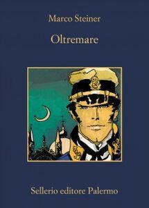 Foto Cover di Oltremare, Libro di Marco Steiner, edito da Sellerio Editore Palermo