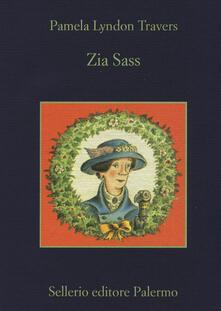 Zia Sass - P. L. Travers - copertina